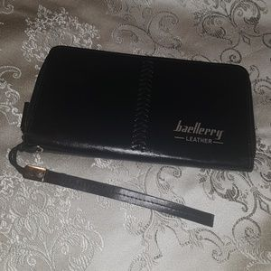 Baellerry Leather Wallet